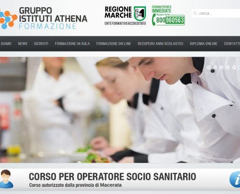 istitutiathena.com - 1 - home page